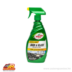 DASH AND GLASS FOAMING CLEANER 19OZ 6/CA